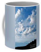 Clouds Over New Mexico Coffee Mug