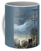 Clouds Over Philadelphia Coffee Mug