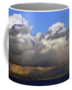 Clouds Over Portsmouth Coffee Mug