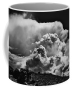 Clouds Over Santa Fe Coffee Mug