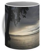 Clouds Over Seneca Lake Coffee Mug