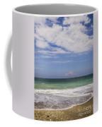 Clouds Over The Ocean Coffee Mug