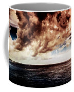 Clouds Over The Water Coffee Mug