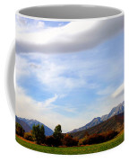 Clouds Over Timp Coffee Mug
