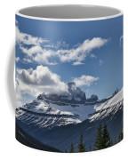Clouds Sky Mountains Coffee Mug