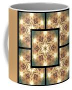 Cloudscape Fire Page Coffee Mug