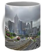 Cloudy Atlanta Capital Of The South Coffee Mug