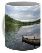 Cloudy Colored Water Coffee Mug