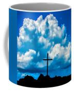 Cloudy Cross Coffee Mug