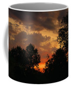 Cloudy Dawn Coffee Mug