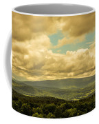 Cloudy Day In New Hampshire Coffee Mug