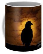 Cloudy Evening Coffee Mug