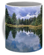 Cloudy Reflection Coffee Mug
