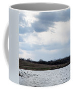 Cloudy Spring Day Coffee Mug