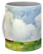 Cloudy Summerday Coffee Mug