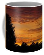 Cloudy Sunset Coffee Mug