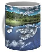 Cloudy Waters Coffee Mug