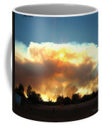 Clover Fire At 5 25 Pm Coffee Mug