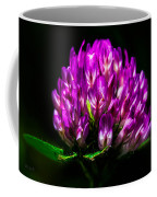 Clover Flower Coffee Mug