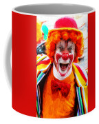 Clown Coffee Mug