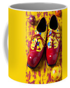 Clown Shoes And Balls Coffee Mug by Garry Gay