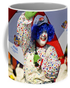 Clowning Around Coffee Mug