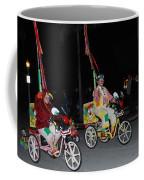 Clowns On Bikes Coffee Mug