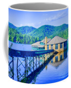 Clubhouse On Lake Tahoma Coffee Mug