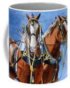 Clydesdale Duo Coffee Mug