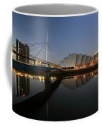 Clydeside Reflections  Coffee Mug