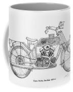Clyno-harley-davidson Coffee Mug