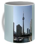 C N Tower Toronto Coffee Mug