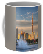 Cn Tower Toronto Coffee Mug