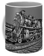 Cnr Number 47 Bw Coffee Mug