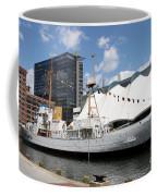Coast Guard 37 - Baltimore Harbor Coffee Mug