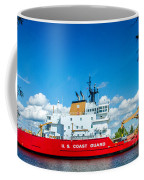 Coast Guard Cutter Mackinaw Coffee Mug