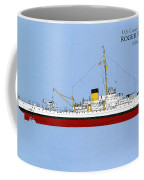 Coast Guard Cutter Taney Coffee Mug