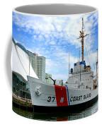 Coast Guard Cutter Taney Coffee Mug