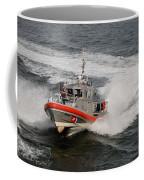 Coast Guard In Action Coffee Mug