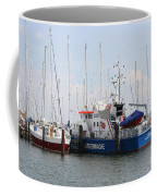 Coast Guard Maasholm Harbor Coffee Mug