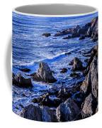Coastal Cliffs Coffee Mug