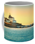 Coastal Cold Coffee Mug