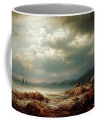 Coastal Landscape Coffee Mug