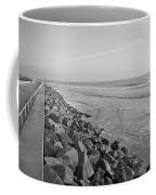 Coastal Lines Coffee Mug