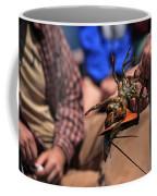 Coastal Maine Is Lobster Coffee Mug