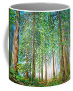 Coastal Redwoods Coffee Mug