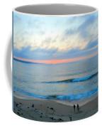 Coastal Ribbon Candy Coffee Mug
