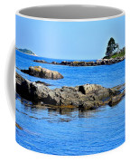 Coastal Route 1 In Maine Coffee Mug