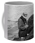 Coastal Salmon Fishing Coffee Mug