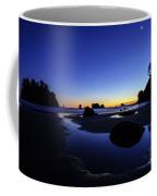 Coastal Sunset Skies Reflection Coffee Mug